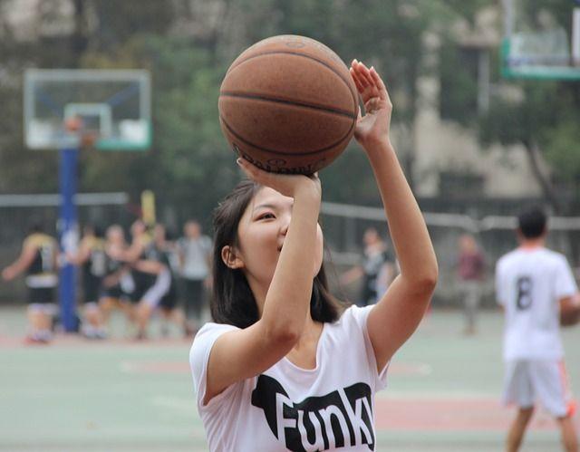 Ropa de Baloncesto para Chicas