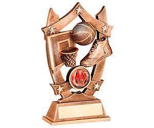 Trofeos de Baloncesto